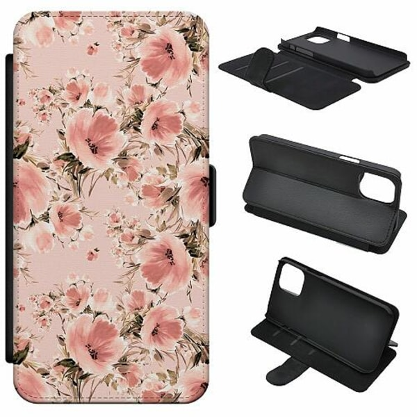 Samsung Galaxy S21+ Mobilfodral Blommor