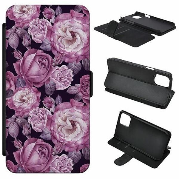 Samsung Galaxy A41 Mobilfodral Blommor
