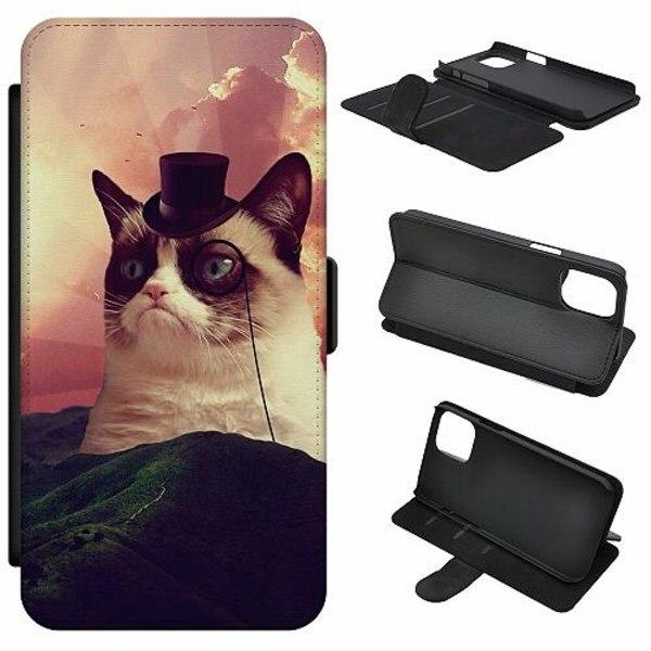 Samsung Galaxy S21+ Mobilfodral Cat Af Grund