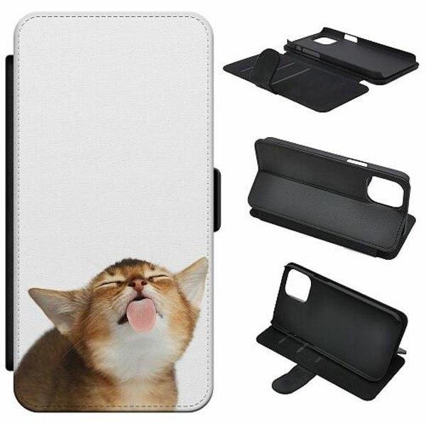 Samsung Galaxy A41 Mobilfodral Cat Keeps You Clean