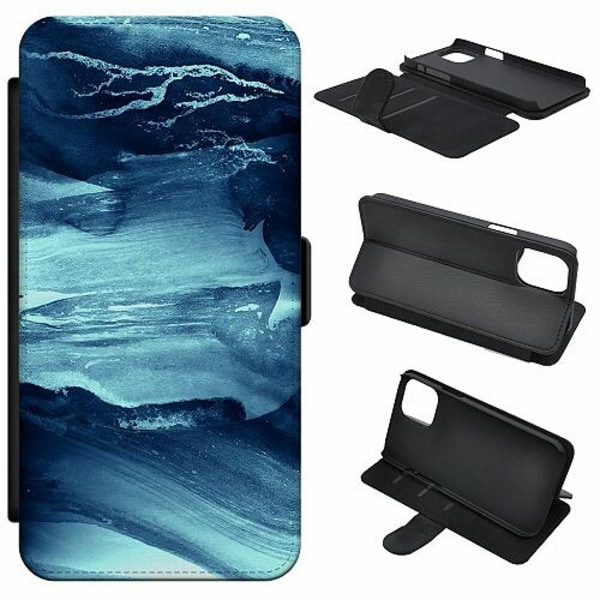 Samsung Galaxy A41 Mobilfodral Deep Sea