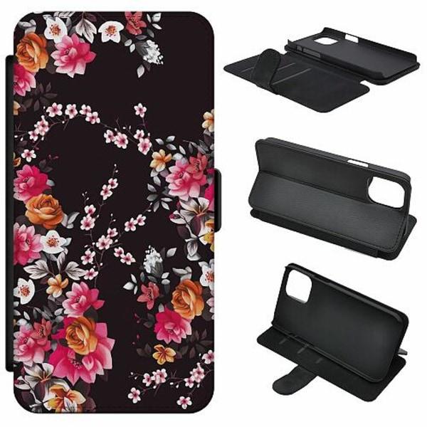 Samsung Galaxy A41 Mobilfodral Flower Splash