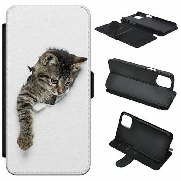 Samsung Galaxy A41 Mobilfodral Katt