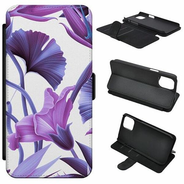 Huawei P Smart (2019) Mobilfodral Lilac Bloom