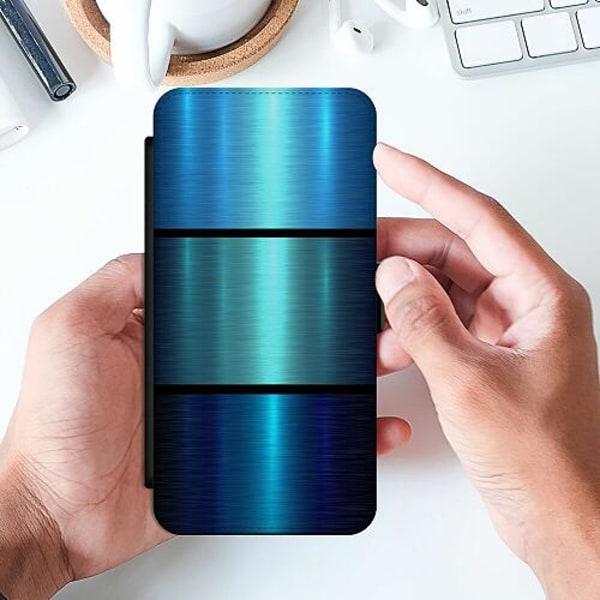 Samsung Galaxy A20e Slimmat Fodral Blå