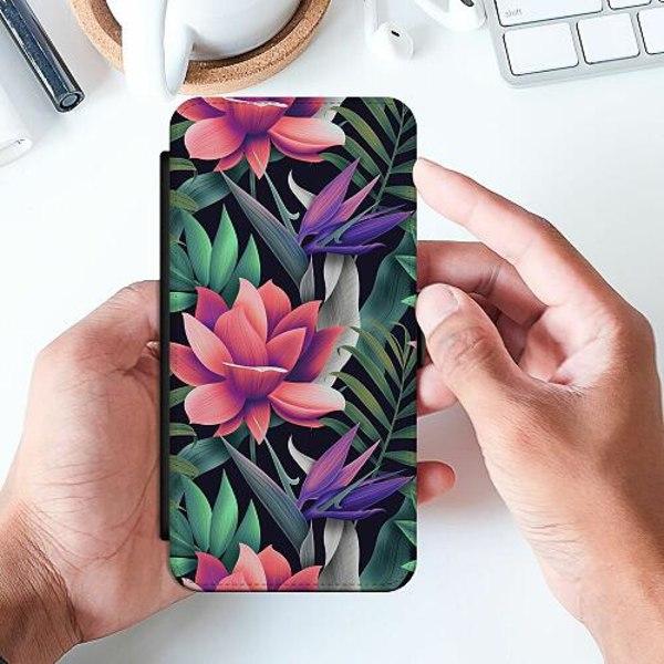 Apple iPhone 6 / 6S Slimmat Fodral Blommor