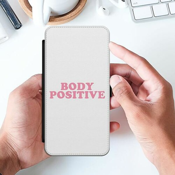 Samsung Galaxy A20e Slimmat Fodral Body Positive
