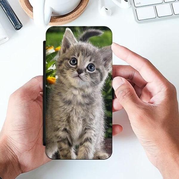 Samsung Galaxy A20e Slimmat Fodral Cat