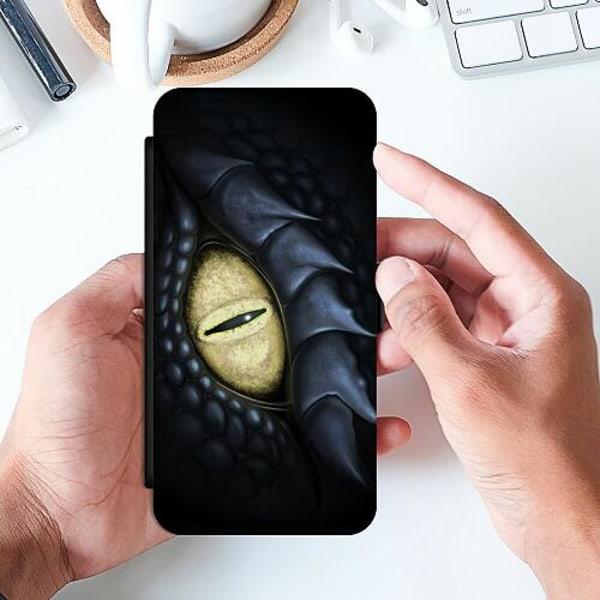 Samsung Galaxy A20e Slimmat Fodral Eye Of The Dragon