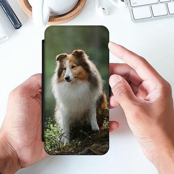 Samsung Galaxy A20e Slimmat Fodral Hund
