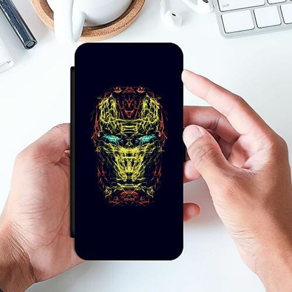 Apple iPhone 6 / 6S Slimmat Fodral Iron