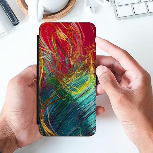Samsung Galaxy A20e Slimmat Fodral Mönster