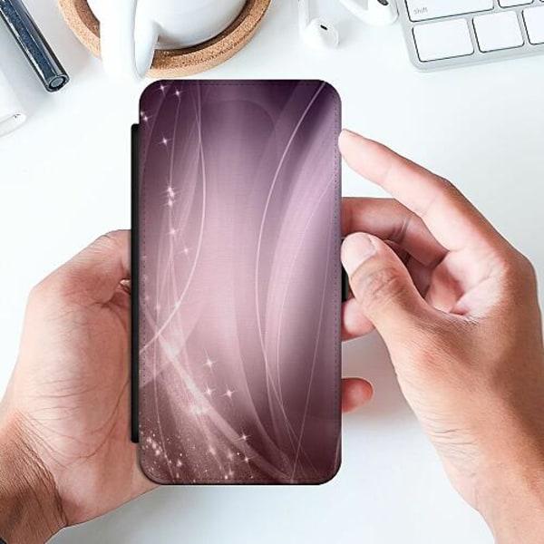 Samsung Galaxy A20e Slimmat Fodral Rosa