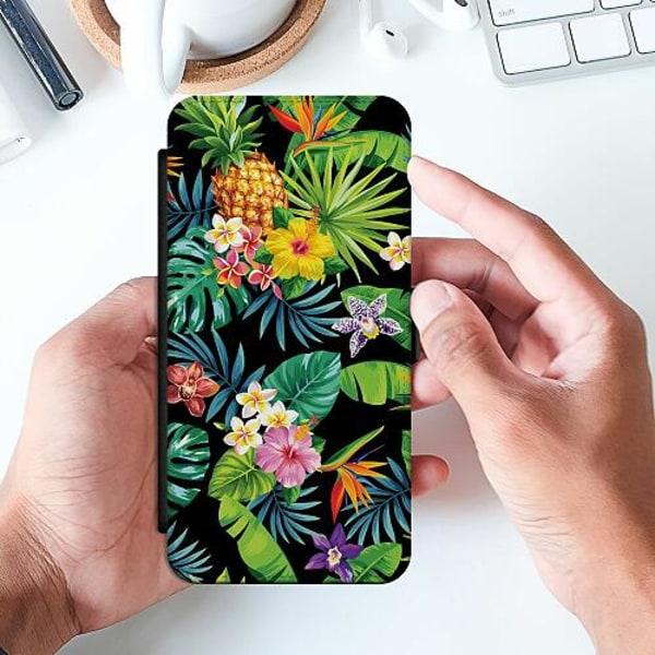 Samsung Galaxy A20e Slimmat Fodral Tropical Vibe