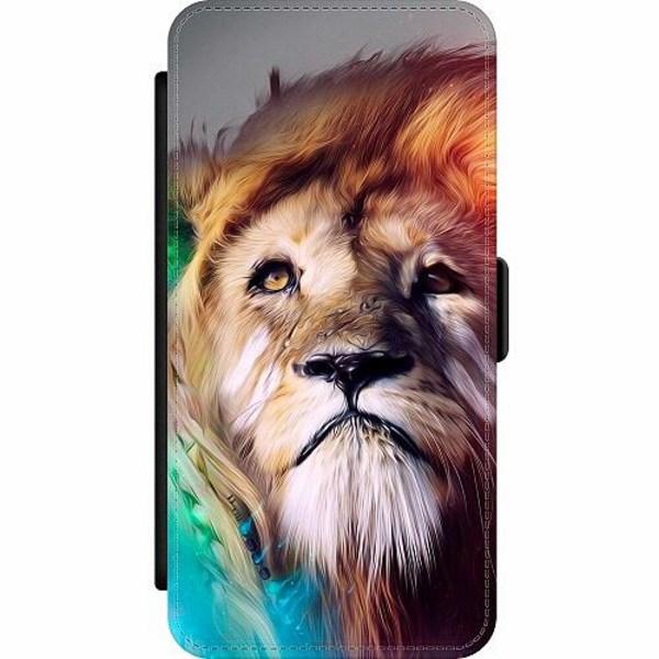 Samsung Galaxy S9+ Wallet Slim Case Lion