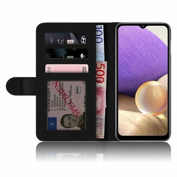 Samsung Galaxy A32 5G Mobilskalsväska Just Do IT.