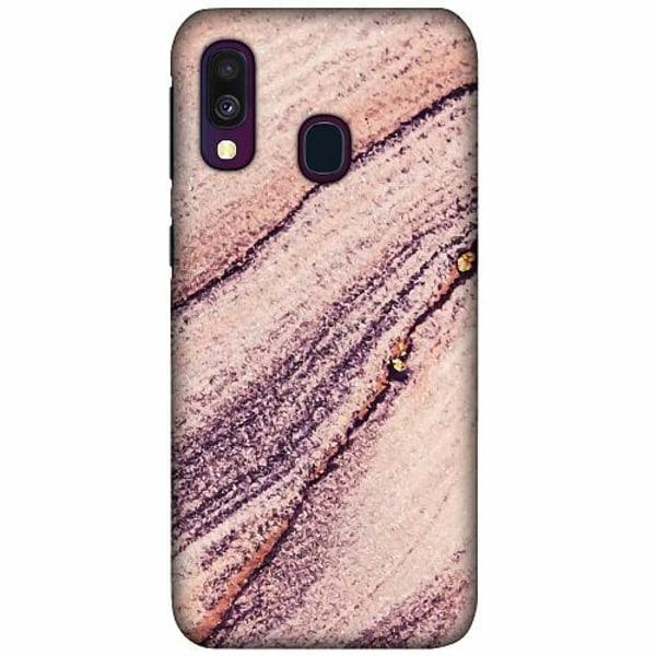 Samsung Galaxy A40 LUX Mobilskal (Matt) Comet Breaks