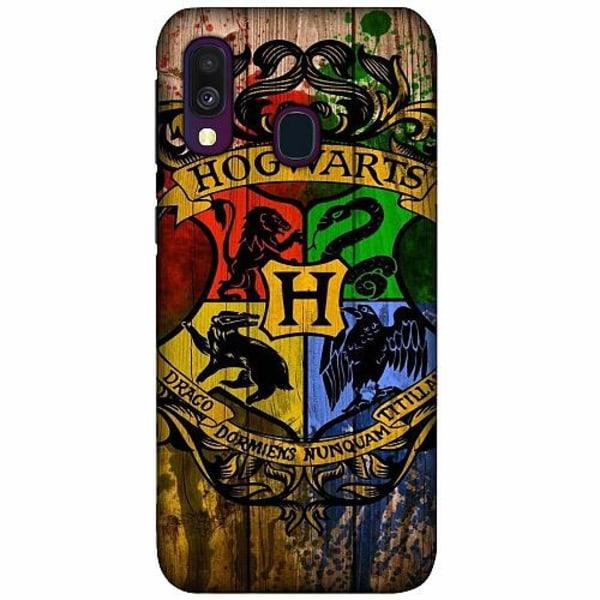 Samsung Galaxy A40 LUX Mobilskal (Matt) Harry Potter