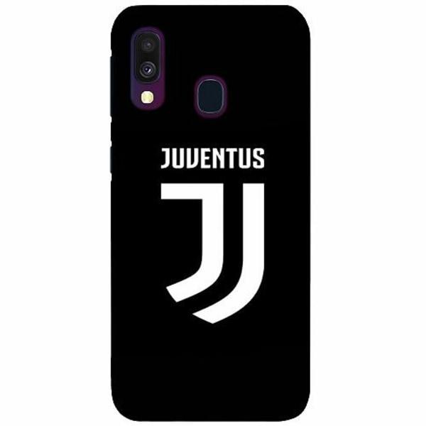 Samsung Galaxy A40 LUX Mobilskal (Matt) Juventus