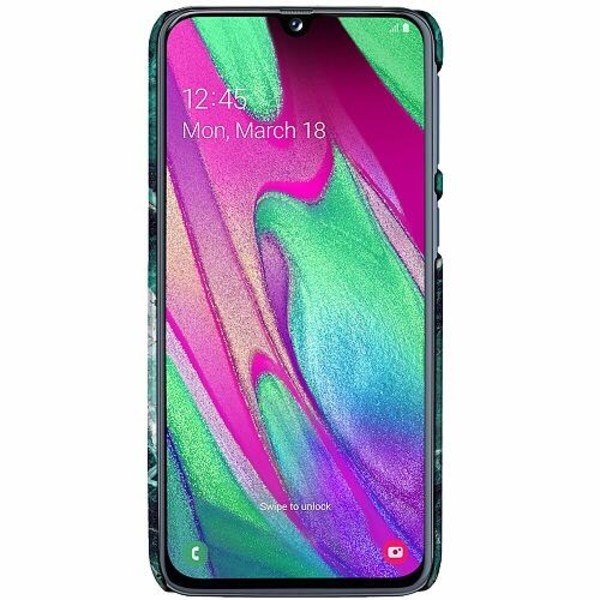 Samsung Galaxy A40 LUX Mobilskal (Matt) Marmor