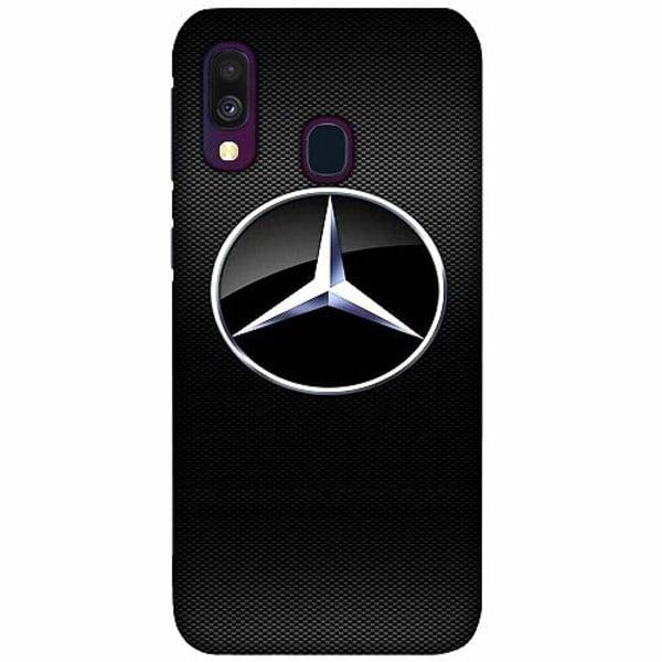 Samsung Galaxy A40 LUX Mobilskal (Matt) Mercedes