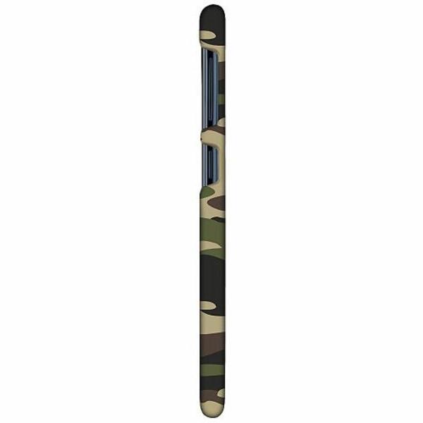 Samsung Galaxy A40 LUX Mobilskal (Matt) Militär