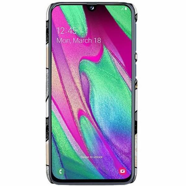 Samsung Galaxy A40 LUX Mobilskal (Matt) Mönster