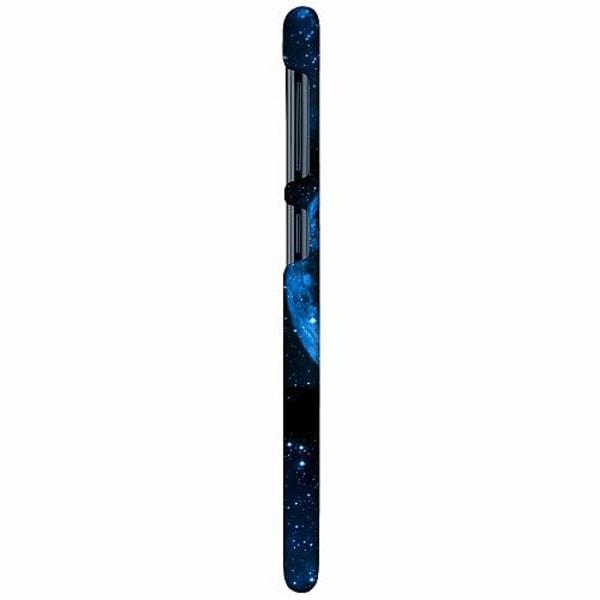 Samsung Galaxy A40 LUX Mobilskal (Matt) Moon Wolves