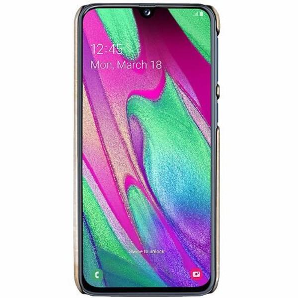 Samsung Galaxy A40 LUX Mobilskal (Matt) More Marble