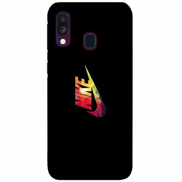 Samsung Galaxy A40 LUX Mobilskal (Matt) Nike