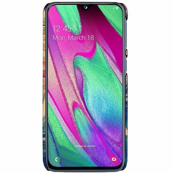 Samsung Galaxy A40 LUX Mobilskal (Matt) Statement