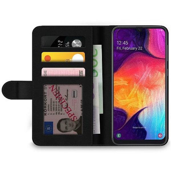 Samsung Galaxy A10 Wallet Case Baby Yoda