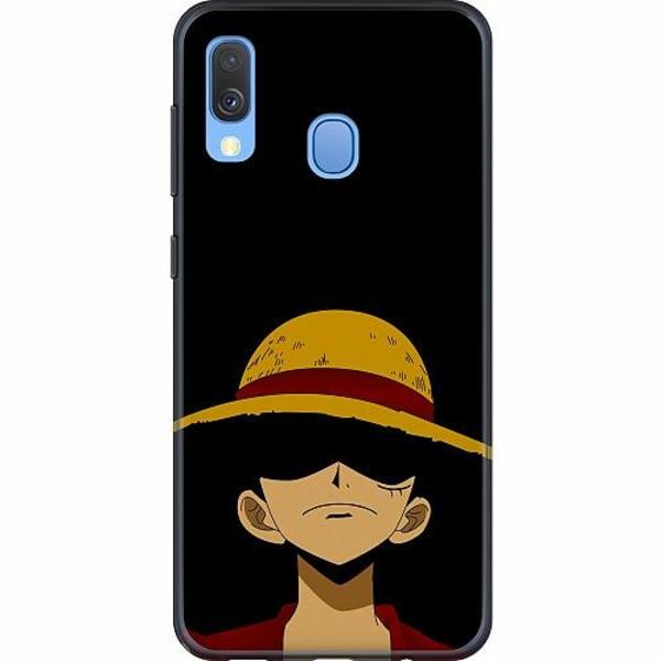 Samsung Galaxy A40 Mjukt skal - Anime