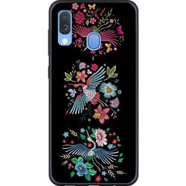 Samsung Galaxy A40 Mjukt skal - Birdie
