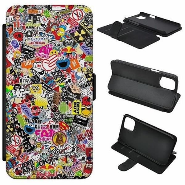 Samsung Galaxy A41 Mobilfodral Stickers
