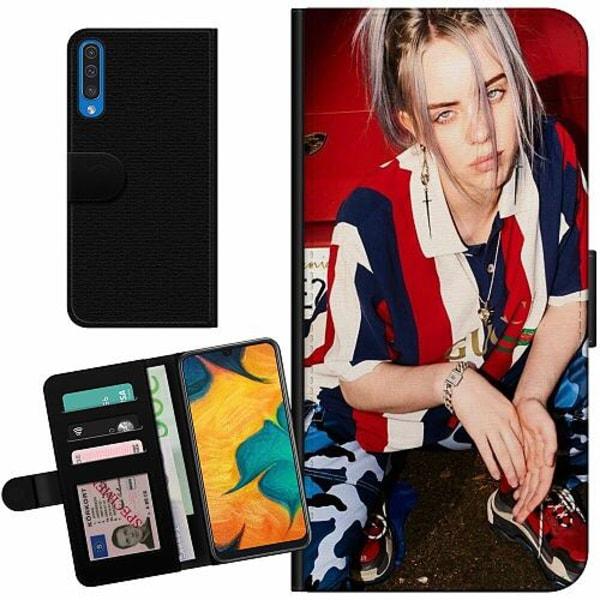 Samsung Galaxy A50 Billigt Fodral Billie Eilish 2021