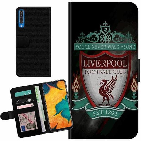 Samsung Galaxy A50 Billigt Fodral Liverpool L.F.C.