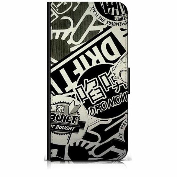 Xiaomi Redmi 9 Plånboksfodral Stickers
