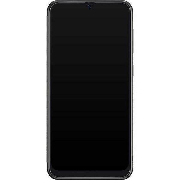 Samsung Galaxy A50 Soft Case (Svart) Baby Yoda