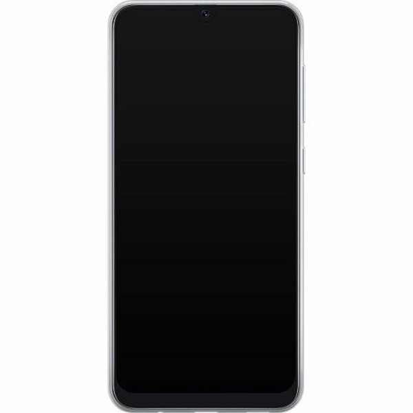 Samsung Galaxy A50 TPU Mobilskal Billie Eilish 2021