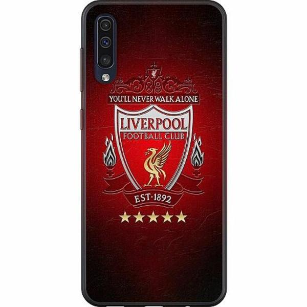 Samsung Galaxy A50 Thin Case Liverpool
