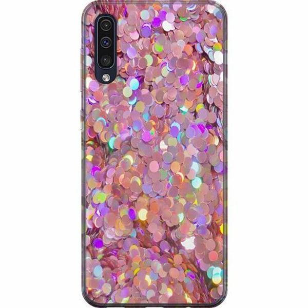 Samsung Galaxy A50 Thin Case Glitter
