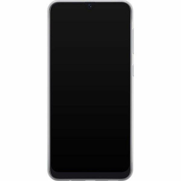 Samsung Galaxy A50 TPU Mobilskal Heja Sverige / Sweden