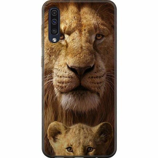 Samsung Galaxy A50 Mjukt skal - Lejon