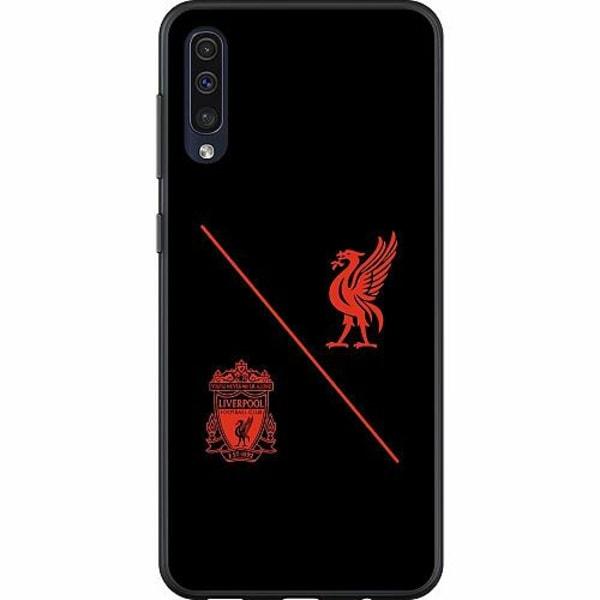 Samsung Galaxy A50 Mjukt skal - Liverpool L.F.C.