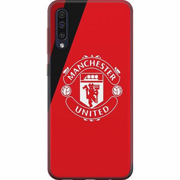 Samsung Galaxy A50 Mjukt skal - Manchester United FC