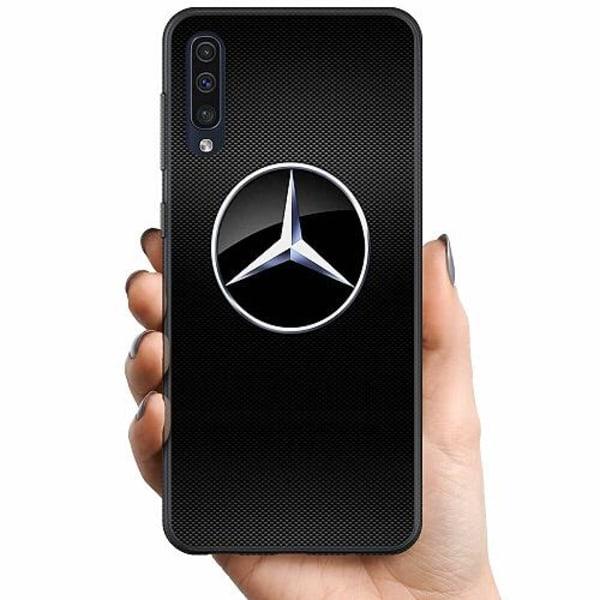 Samsung Galaxy A50 TPU Mobilskal Mercedes