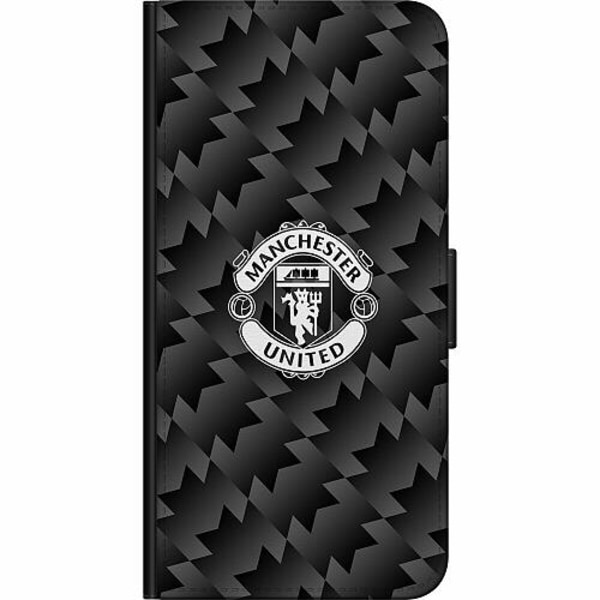 Samsung Galaxy A21s Billigt Fodral Manchester United FC