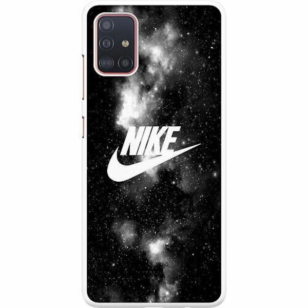 Samsung Galaxy A51 Hard Case (Vit) Nike