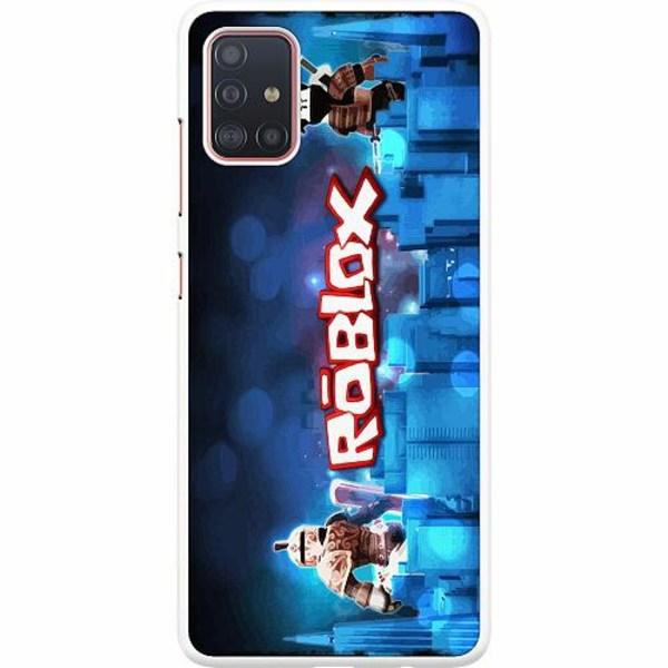 Samsung Galaxy A51 Hard Case (Vit) Roblox